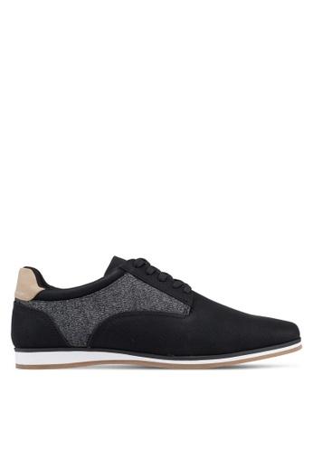 ALDO black Toppole Smart Casual Shoes 3D16ESHA4FEE79GS_1