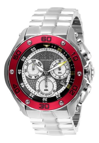 Invicta silver Casual Men's Watches INV 26568 CAB02ACBABDEF6GS_1