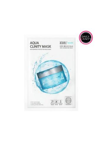 Acwell Acwell Aqua Clinity Mask (5pcs) 21CD0BE468798BGS_1