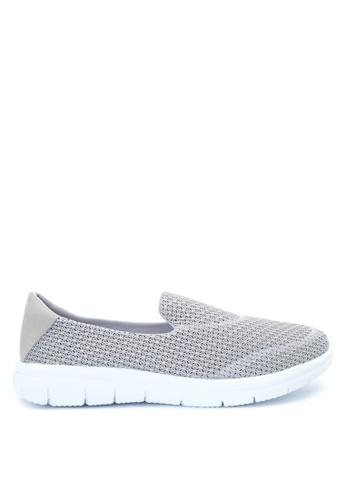 Walk Lite grey WL Comfy Caleb Sneakers WA677SH0JK1PPH_1