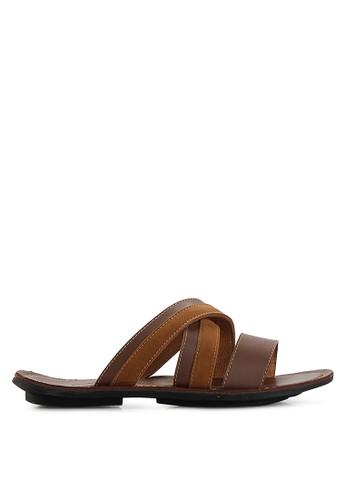 MARC & STUART Shoes brown Bryan 7 MA456SH70MFLID_1