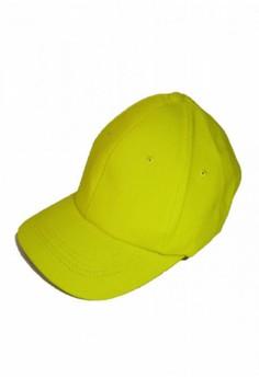 Plain Canary Baseball Cap