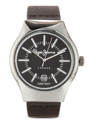 R2351113001 Joey 皮革男性圓錶, 錶類zalora 心得 ptt, 飾品配件