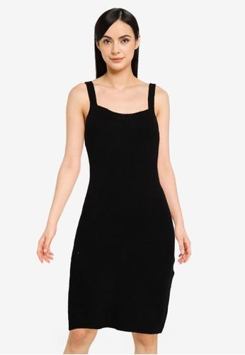 Noisy May black Lace Knit Dress 112FEAA8C3B762GS_1