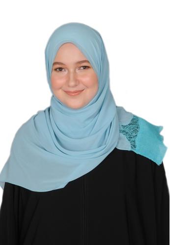 Bait Al Hijaab blue LONG SCARF SANAZ 58FB5AAE654CC4GS_1