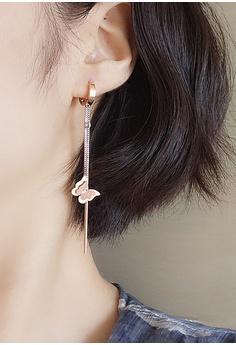 cc5183e8b 37% OFF CELOVIS Queen Alexandra Butterfly Dangle Earrings HK$ 479.00 NOW  HK$ 300.00 Sizes One Size