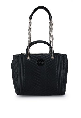 Guess black Lida Society Shoulder Bag CEC75AC3BE501BGS_1