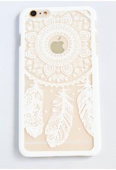 Dream Catcher 2 Hard Transparent Case for iPhone 6 plus/ 6s plus