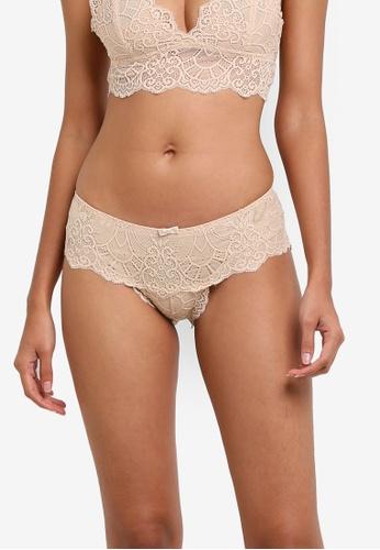 Cotton On Body beige Candice Boyleg CO561US0S3DJMY_1