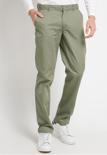 Tolliver grey Long Pants Chinos C6613AA8DA4C54GS_1