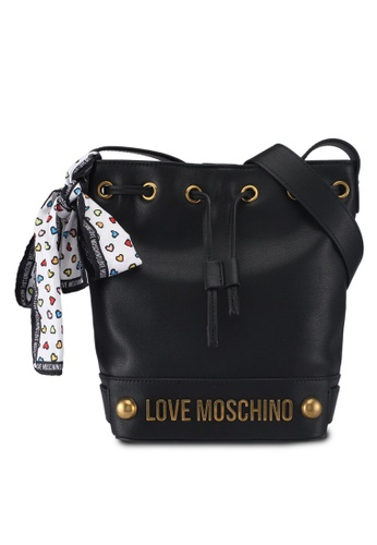 Love Moschino black LOVE MOSCHINO Shoulder Bag LO478AC0SXYIMY_1