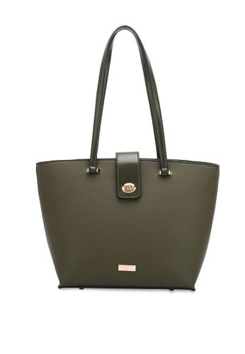 PLAYBOY BUNNY 綠色 Women's Tote Bag / Top Handle Bag / Hand Bag 08116AC52C0433GS_1