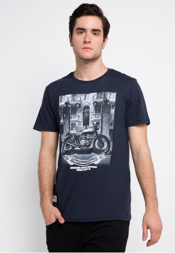 SHARKS black and multi Short Sleeve T-Shirt SH473AA0VMG1ID_1