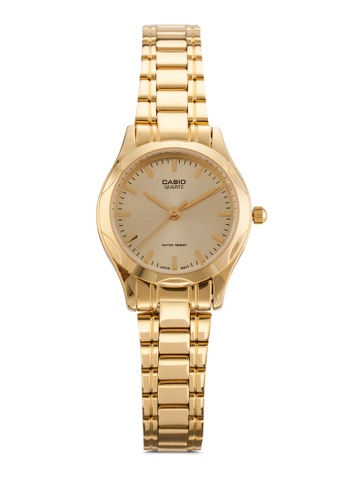 Casio gold Casio Ladies Watch CA843AC72YUPMY_1