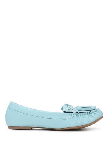 London Rag 藍色 藍色休閒便鞋 3099FSH26C4A51GS_1