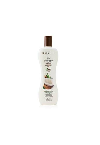 BIOSILK BIOSILK - Silk Therapy with Coconut Oil Moisturizing Shampoo 355ml/12oz 29868BEC690E4CGS_1