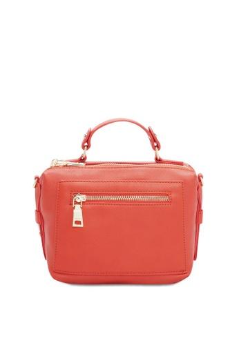 VINCCI orange Satchel Bag DF24BACA8F4C23GS_1