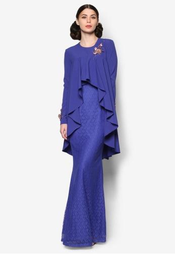 Jovian blue LS for Jovian – Edylia Modern Dress JO124AA12WQHMY_1