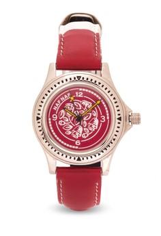 Unisex Qtz Regular Round Watch