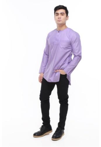 Amar Amran purple Kurta Al Fattah 2.0 9D7F0AAC781C8EGS_1