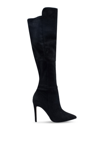 premium selection 1dcfa 7fec8 Qoidia Over The Knee Boot Heels