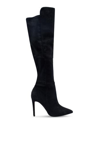 55eb00610ce Qoidia Over The Knee Boot Heels