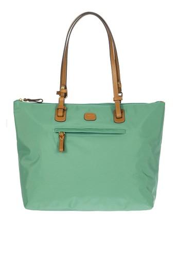 BRIC'S green X-BAG SHOPPING 5E285AC0E9F849GS_1