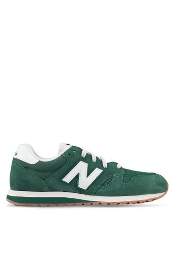 New Balance brown and beige 520 Lifestyle Shoes 78F7FSHB9DCA5DGS_1