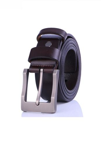 Twenty Eight Shoes Vintage Style Pin Buckle Leather Belt JW CY-033 645E9AC0198080GS_1