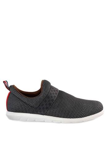 Sogno grey Sepatu Slip On Casual GHS 06 BE2ECSHB59472DGS_1