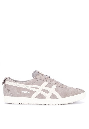 Onitsuka Tiger grey Mexico Delegation Sneakers 3A505SH83A7174GS_1