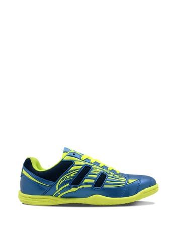 FANS blue Fans Futsal Shoes Njr C 78BEDSH0679450GS_1