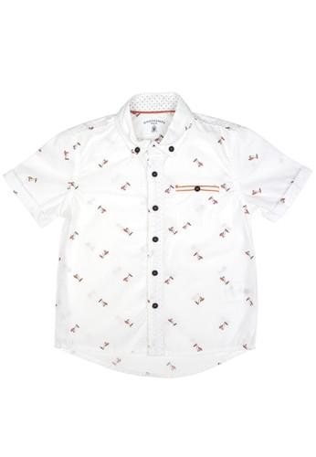 Gingersnaps white Baby East Hampton Dude Woven Shirt Offwhite 27DC4KA9EEDBF9GS_1
