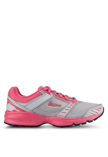 Legas grey and pink D4 LA Women's Shoes LE684SH0S2N7MY_1