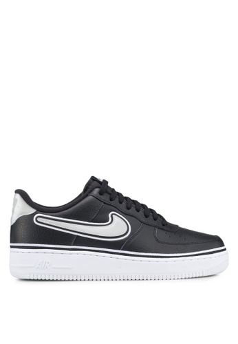 the best attitude 8932b 411df Nike black Nike Air Force 1 07 Lv8 Sport Shoes B3633SHB80AF76GS1