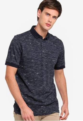 BOSS 藍色 Pop Art Polo 襯衫 - Boss 休閒 1724EAAB29E90DGS_1