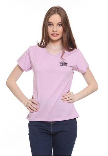 Habitat purple Sexy Ladies T-Shirt FB9E3AA8F8ADD7GS_1