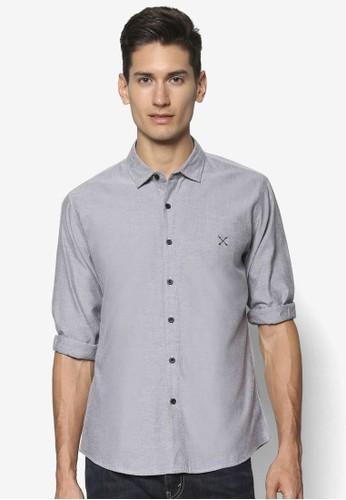 品牌長袖襯衫, 服飾esprit outlet 旺角, 素色襯衫
