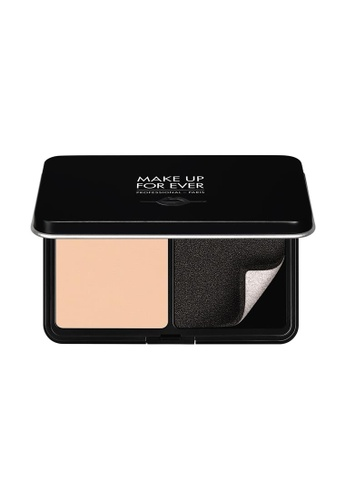 MAKE UP FOR EVER beige MATTE VELVET SKIN COMPACT - Full Coverage Foundation  10G R210 9797DBE39ED347GS_1