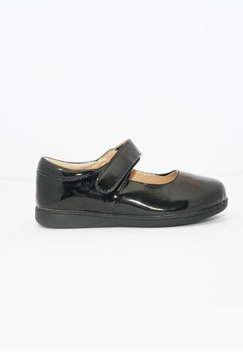 Treehouse black Mary Jane Formal Shoes B6098KSB2C3F8BGS_1