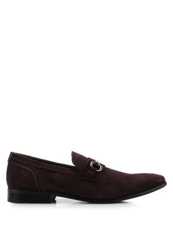 ALDO brown Zyvia Dress Shoes 95390SHE85E476GS_1