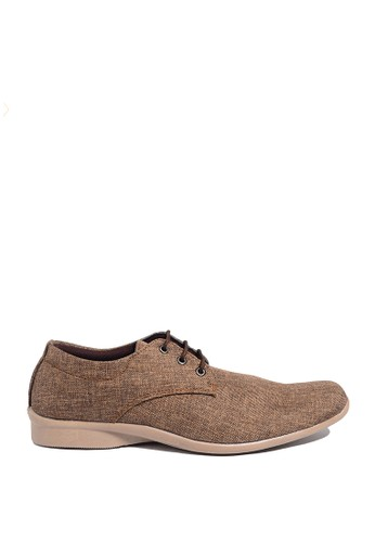 Dr. Kevin brown Dr. Kevin Men Casual Shoes 13288 - Brown DR982SH0URY3ID_1