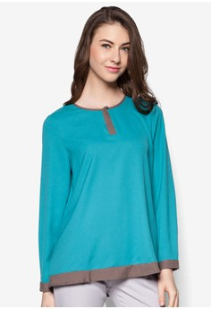 Dhaifina Casual Blouse