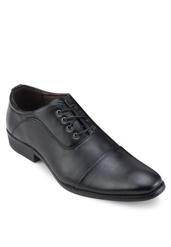 繫帶尖頭京站 esprit商務皮鞋, 鞋, 鞋