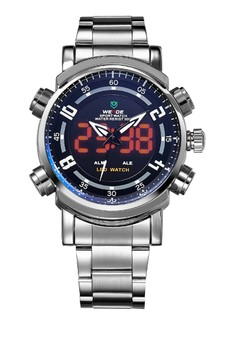Ana-Digi LED Watch WH1101-1C
