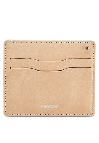 Rawrow beige Open 210 Wallet 07A88AC542A28BGS_1