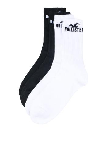 Hollister black Crew Socks 3DE85AADE981BEGS_1
