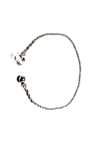 KLF KLF Skane Ladies Ankle Bracelet KL134AC0RPK8MY_1