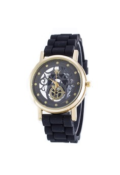 SY-JH10533 Unisex Silicone Watch