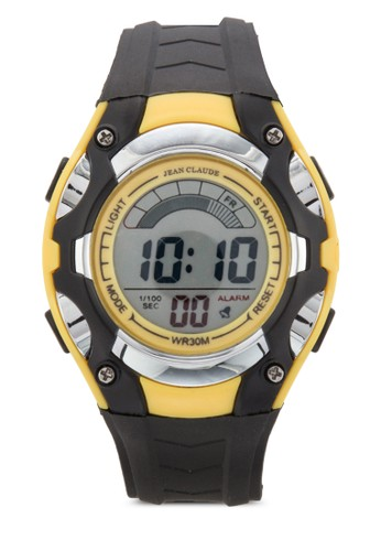 多功能運動風電子錶esprit outlet hong kong, 錶類, 其它錶帶